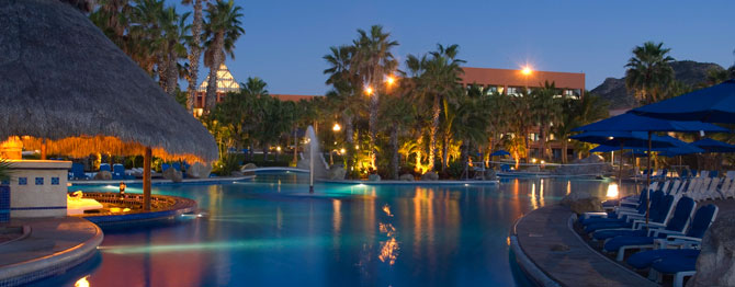 Melia Cabo Real All-Inclusive Resort