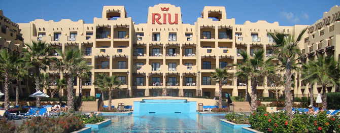 Riu Santa Fe Los Cabos All-Inclusive Resort