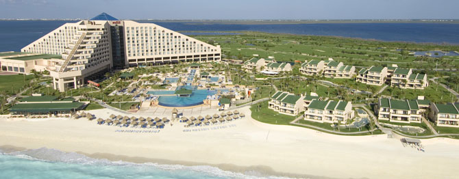 Cancun all-inclusive resorts