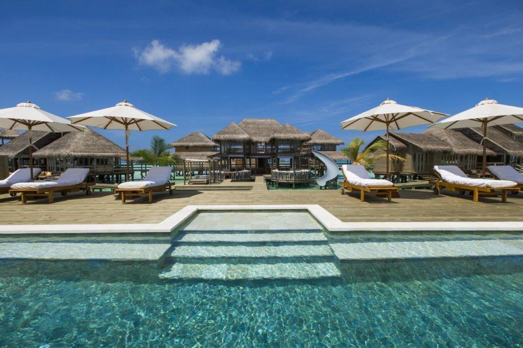 Gili Lankanfushi Maldives/all inclusive honeymoon